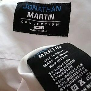 Jonathan Martin  SZ  large $22 + free gift